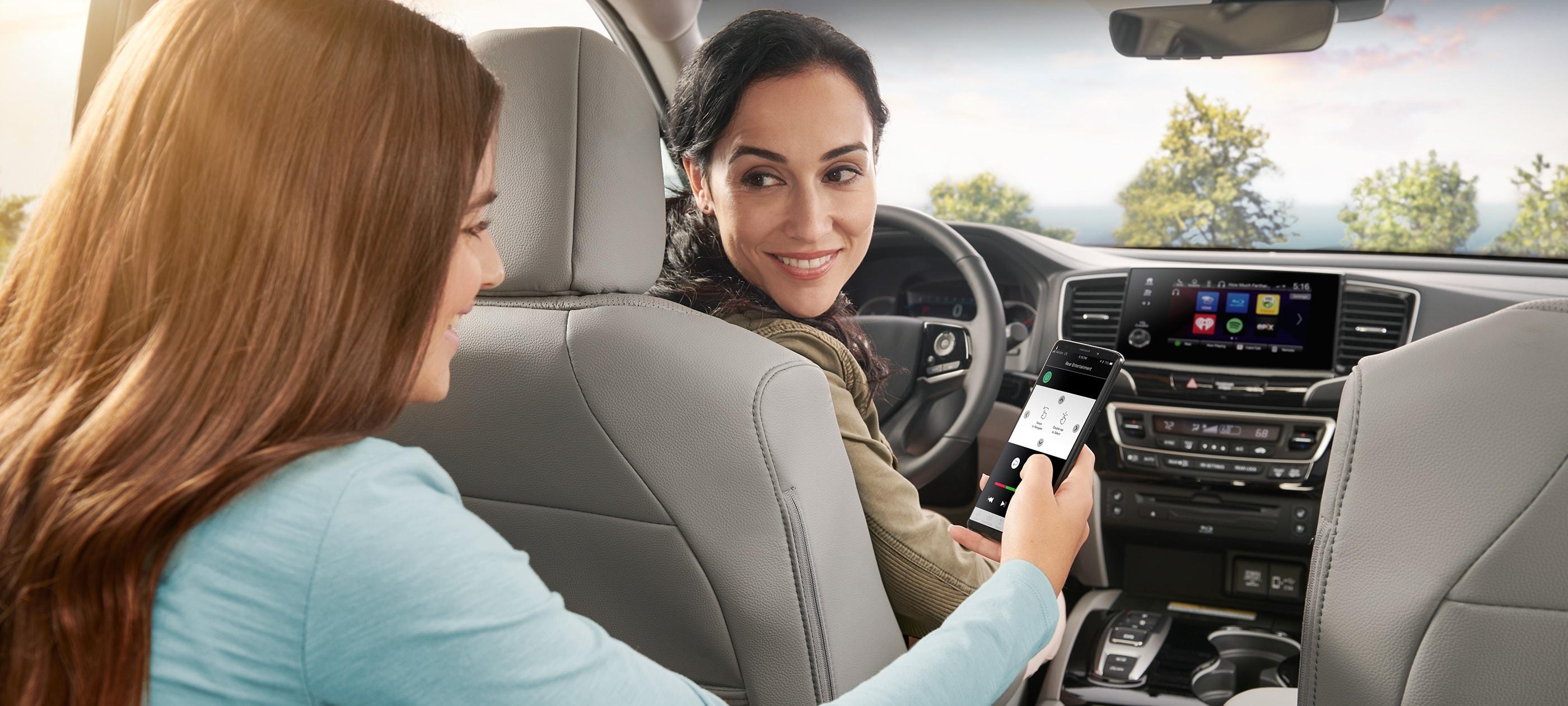 2020 Honda Pilot – Family SUV Comparison | Honda